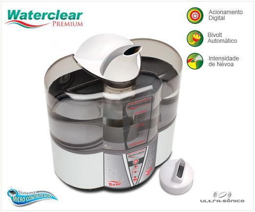 Aluguel Umidificador de Ambiente Walter Clear Premium