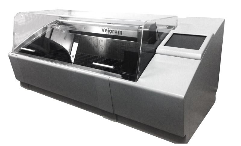 Corador Automático de Lâminas - VELORUM