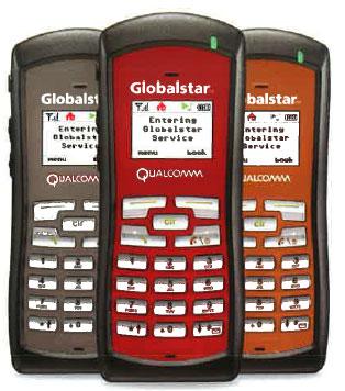 Telefone via Satélite GSP-1700 Globalstar - Telefone Satelital  - Celular Via Satélite