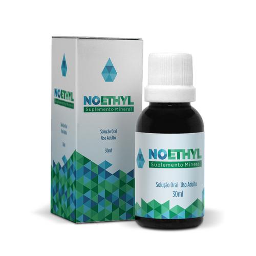 Anti-alcool NOETHYL 01 frasco  - EAB - Prevenção e Saúde