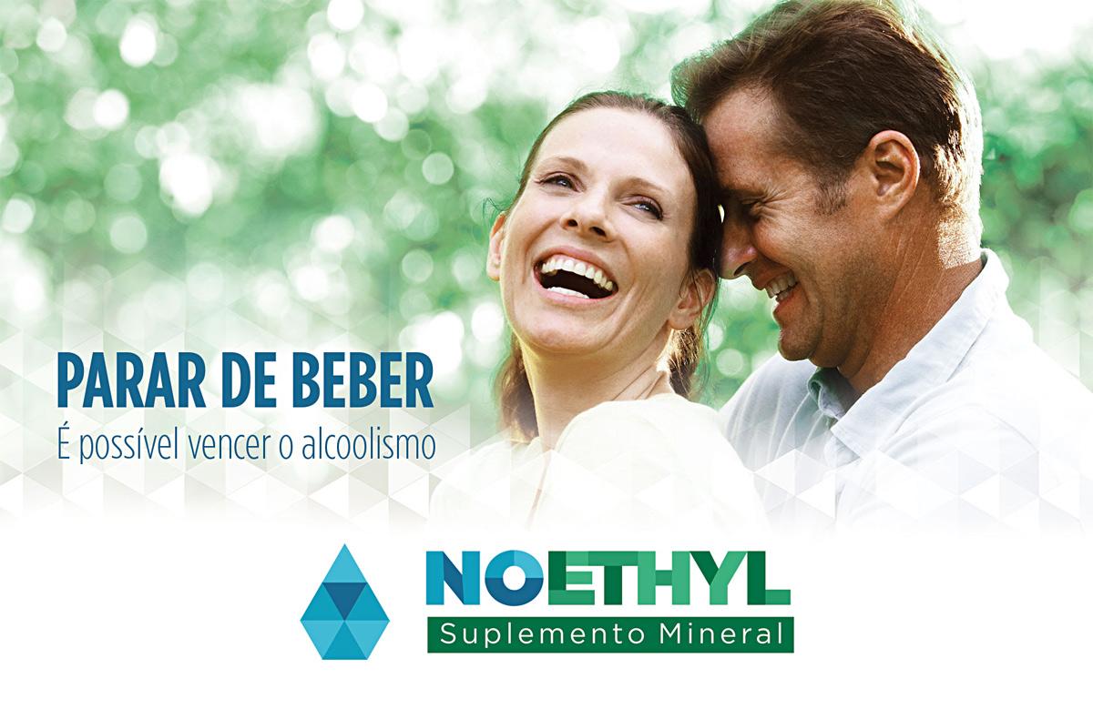 Anti-álcool NOETHYL Tratamento Completo 04 frascos  - EAB - Prevenção e Saúde