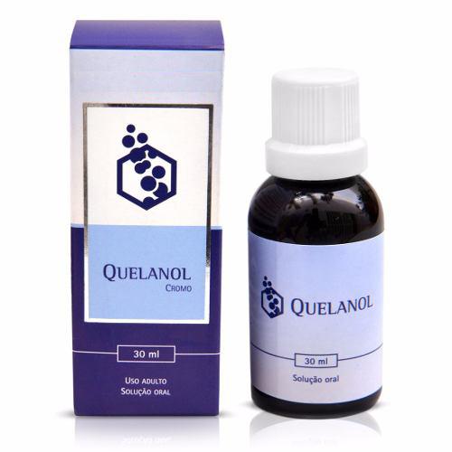 Anti-álcool Quelanol 03 frascos 30ml  - EAB - Prevenção e Saúde