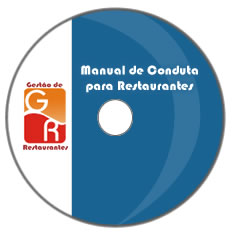 Manual de Conduta para Restaurantes  - GR - Treinamento em Gestão de Restaurantes e Gastronommia