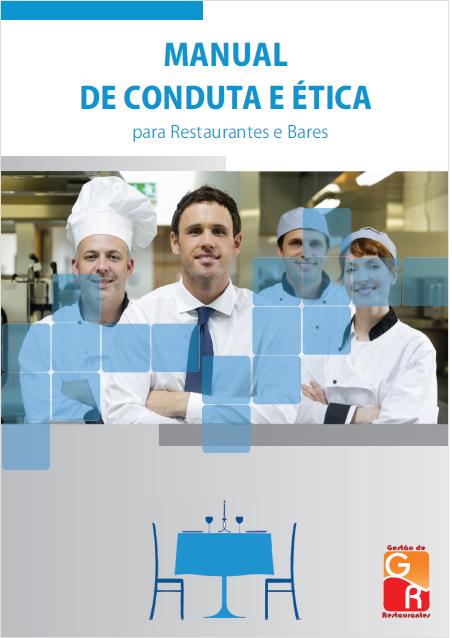 Manual de Conduta para Restaurantes - Digital  - GR - Treinamento em Gestão de Restaurantes e Gastronommia