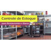Controle de Estoque para Restaurantes e Bares