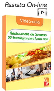 Restaurante de Sucesso! 50 Estratégias para Lucrar mais -  Digital  - GR - Treinamento em Gestão de Restaurantes e Gastronommia