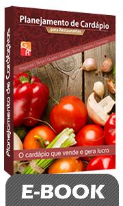 Planejamento de Cardápio para Restaurantes - Digital  - GR - Treinamento em Gestão de Restaurantes e Gastronommia
