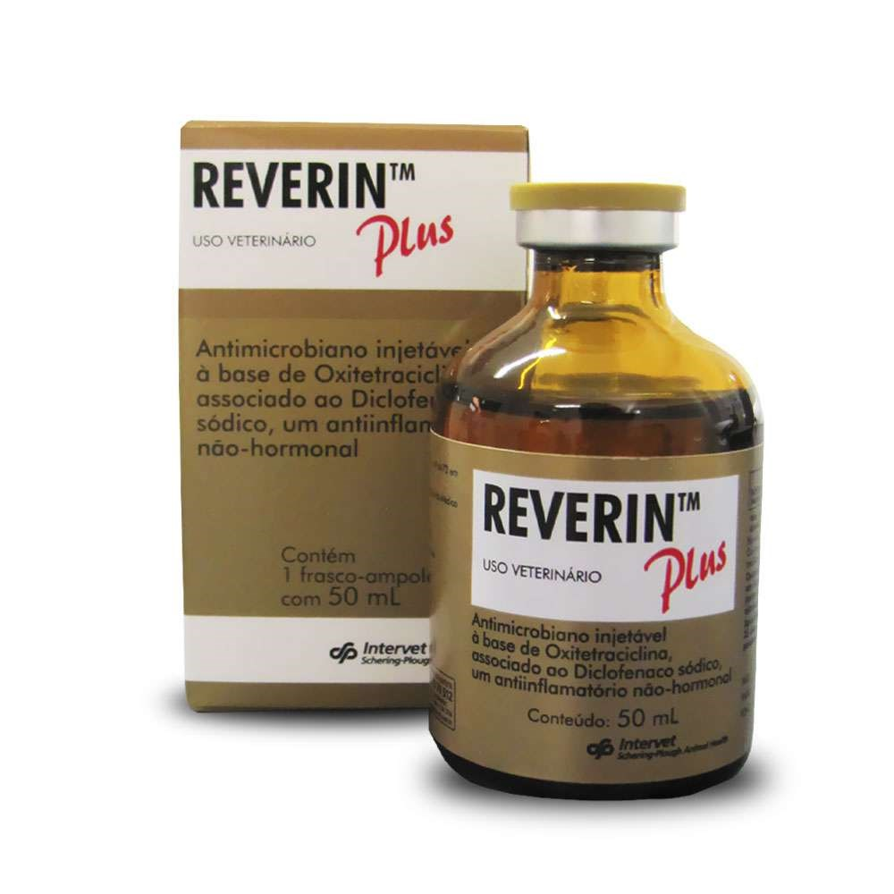 REVERIN PLUS - 50ML