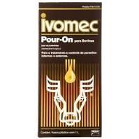 IVOMEC POUR-ON - 1LT