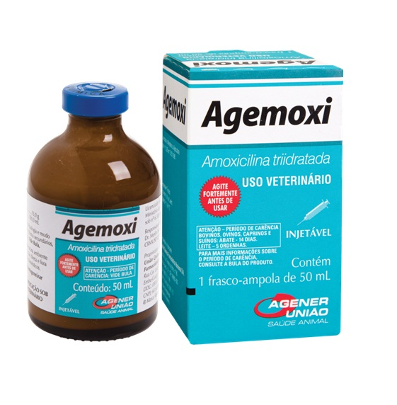 AGEMOXI INJ. - 100ML