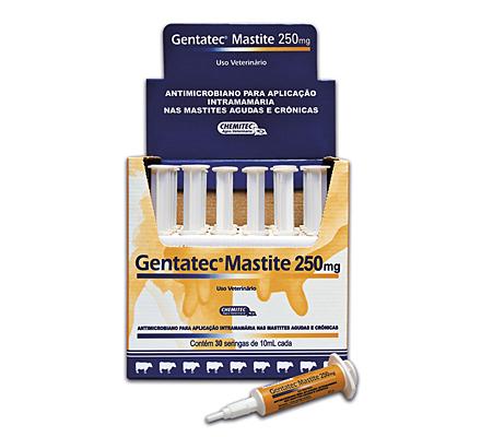 GENTATEC MASTITE - 250MG