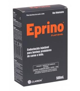 EPRINO INJ. 3.6% - 500ML