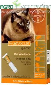 Antipulgas Bayer Advocate Para Gatos ate 4kg