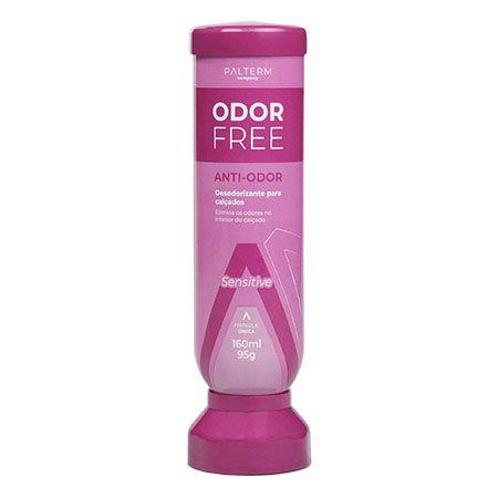 Desodorante Odor Free Sensitive  Tam: Único