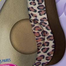 Palmilhas Fashion Sole Expressions For Her (3 Un.)   Tam: Único