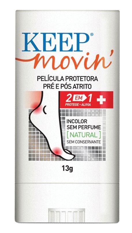 Película Protetora Iph Keep Movin