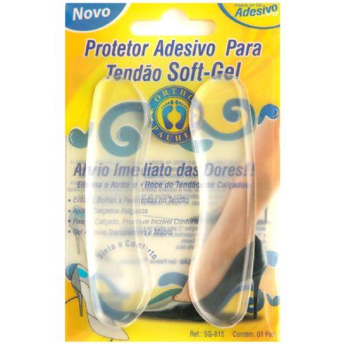 Protetor Adesivo Para Tendão Soft-Gel  Tam: Único