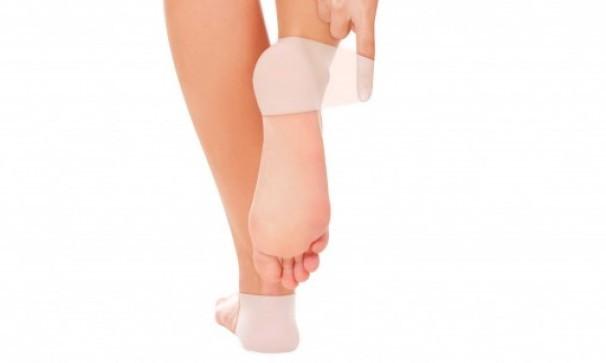 Protetor Para Calcanhar Revita Skin 6 Em 1