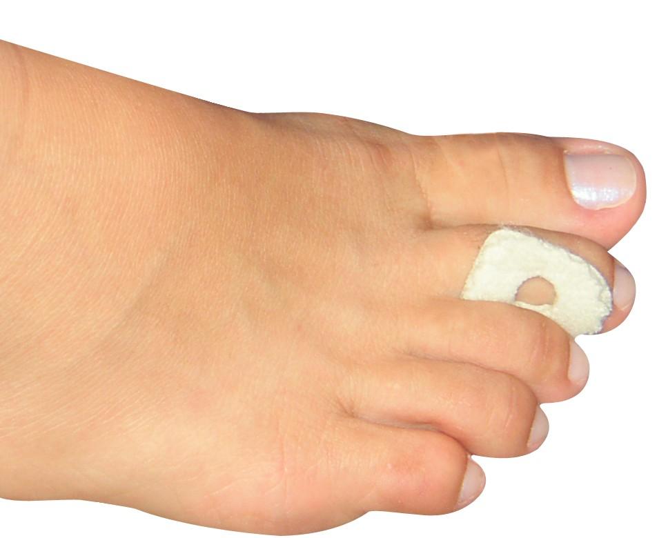 Protetor Para Calos Entre Os Dedos  Tam: Único