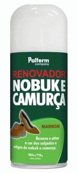 Renovador Nobuck E Camurça Cor: Cafe