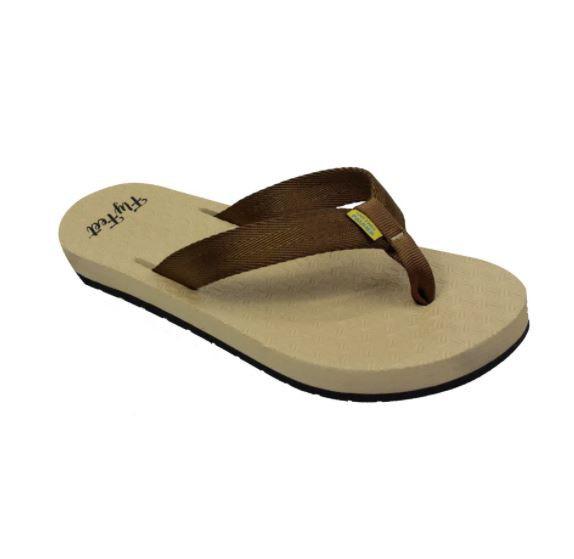 Sandália Feminina Fly Feet  AC043 Ortho Pauher
