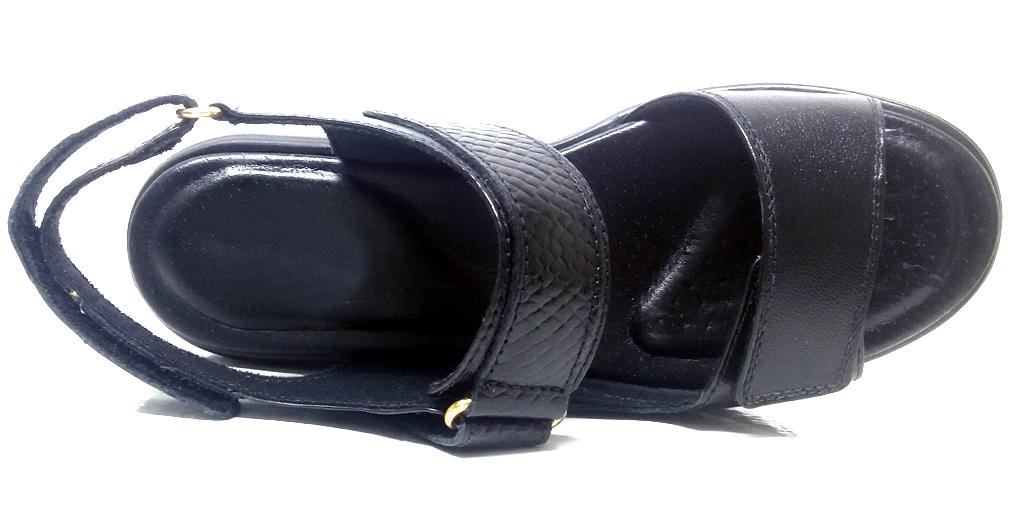Sandália Feminina Velcro Mironneli 80008