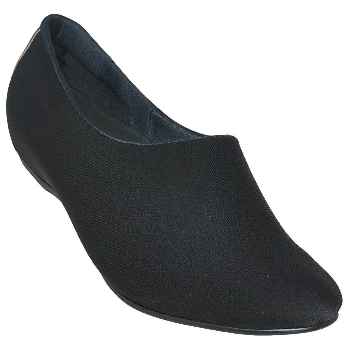 Sapato Anabela 2251 Usaflex Care Diabetes