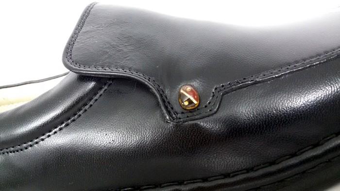 Sapato Diabetics Line Antistress Opananken 10101 - Preto