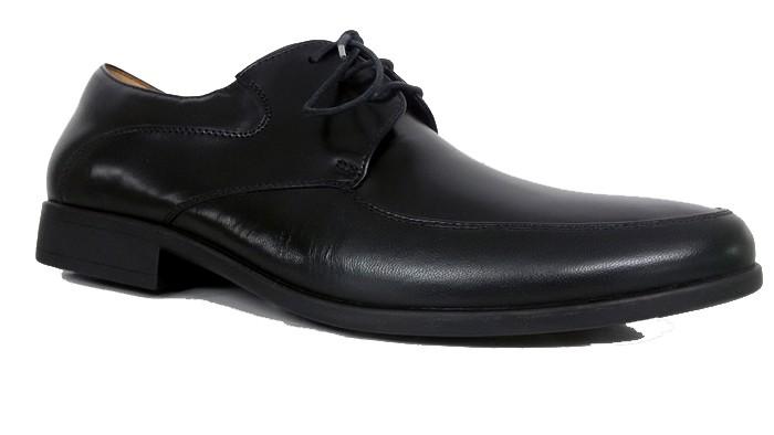Sapato Masculino Opananken 57110 - Vegetal Preto