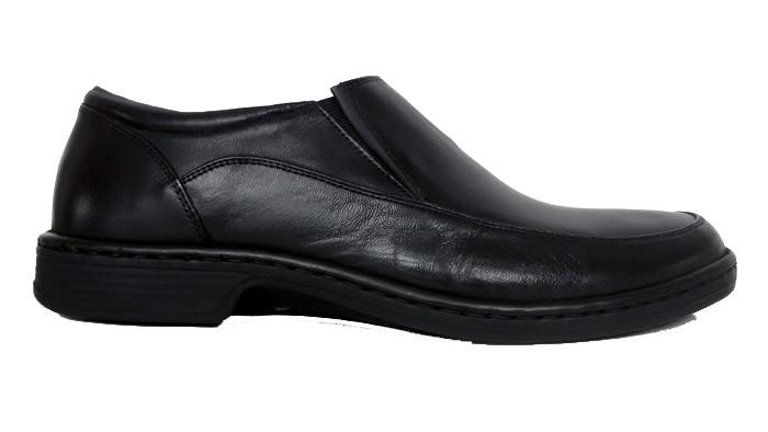 Sapato Masculino Opananken 69508 - Mestiço Preto
