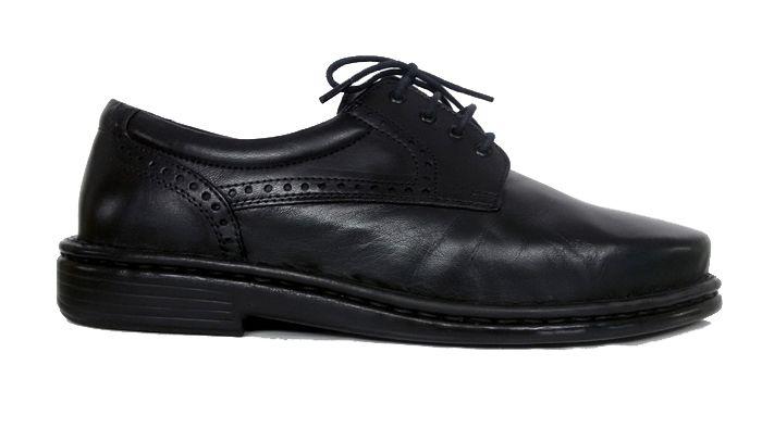 Sapato Social Cadarço Diabetics Line Opananken 35505