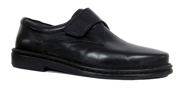 Sapato Social Velcro Diabetics Line Opananken 35506