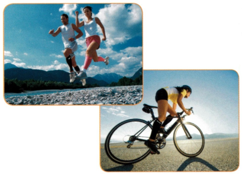 Sportactive Comp 20-30Mmhg Bd Cor: Preto Tam: G