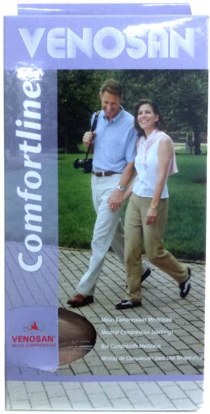 Venosan Comfortline 30-40 Ad Pé Aberto Cor: Bege Tam: G/C
