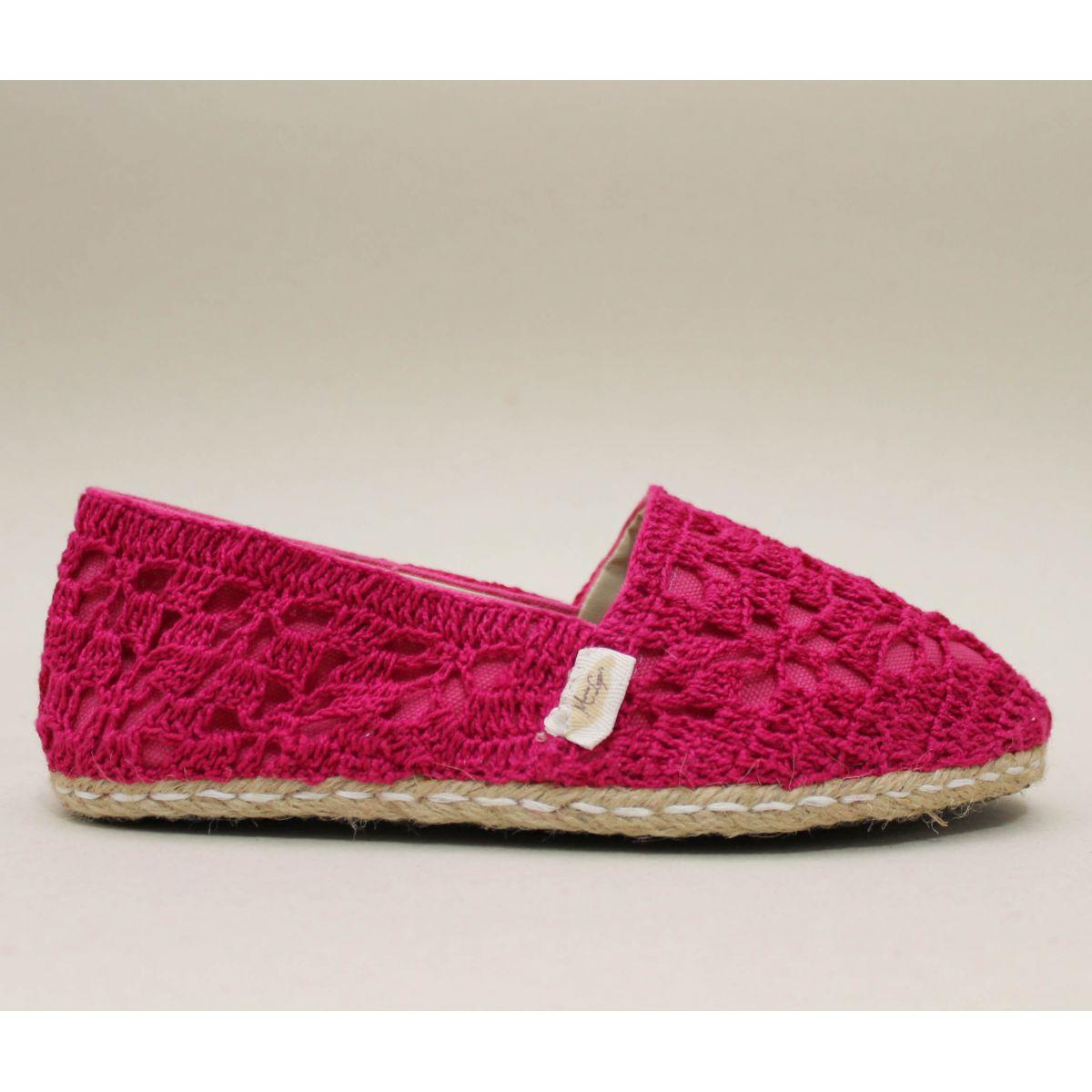 Alpargata Tulipa Pink 37