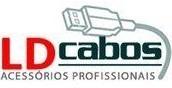 Distribuidor Áudio E Vídeo 1 X 4 Rca  - LD Cabos Soluções Áudio e Vídeo