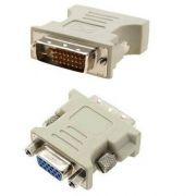 Adaptador DVI Para VGA 24+1