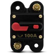 Disjuntor Automotivo Tech One 100AMP Proteção