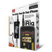 iRig Amplificador com Efeitos Sonoros P2  Para Iphone , Ipod , Ipad