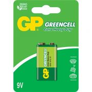 Bateria 9V Greencell GP1604S 6F22