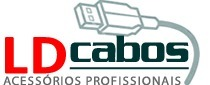 Cabo P10 X P10 Niquelado 15 Mt  - LD Cabos Soluções Áudio e Vídeo