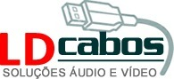 Cabo Hdmi 1.4 Full Hd 1080  5 Metros Ponta De Ouro Ld Cabos  - LD Cabos Soluções Áudio e Vídeo