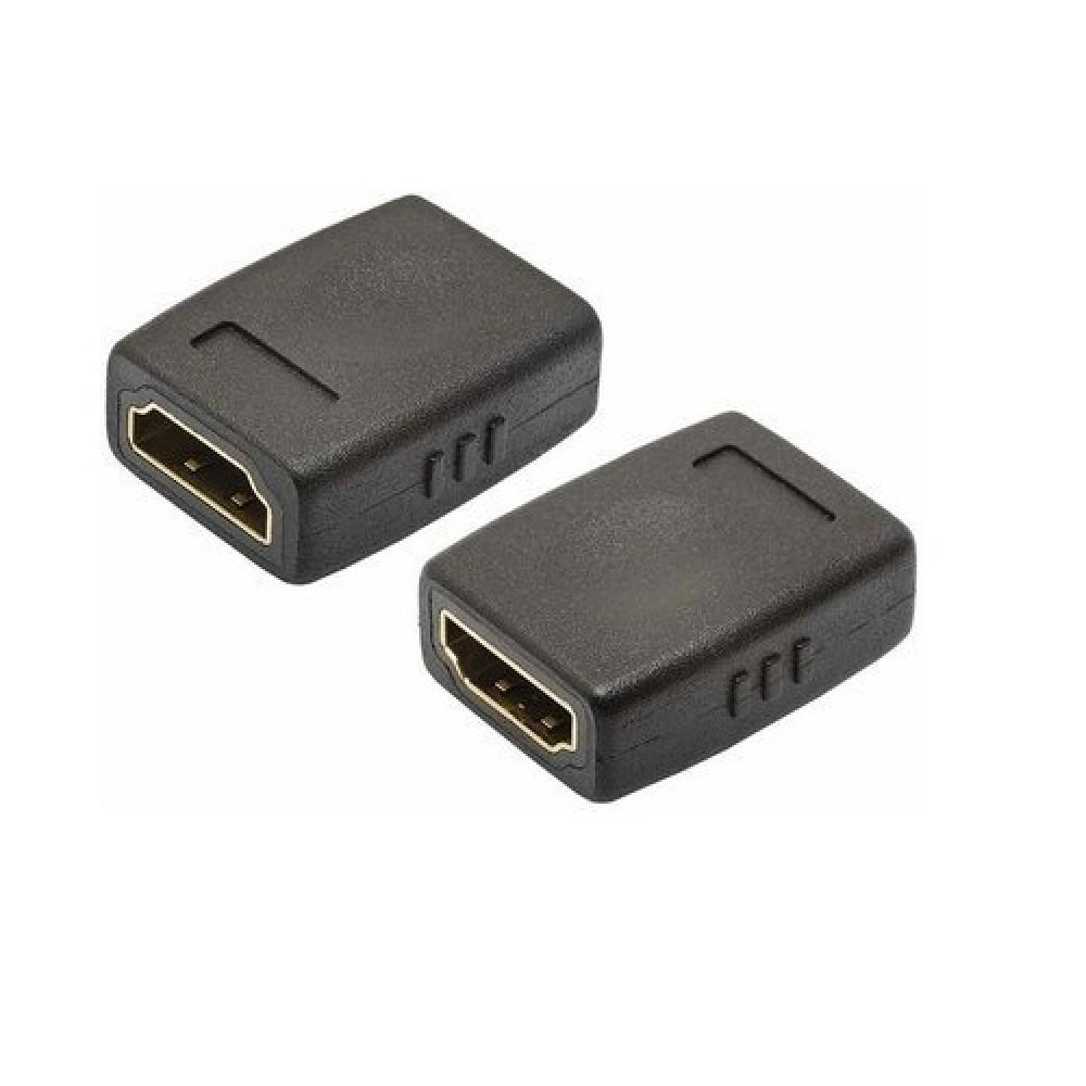 Adaptador Emenda HDMI  - LD Cabos Soluções Áudio e Vídeo