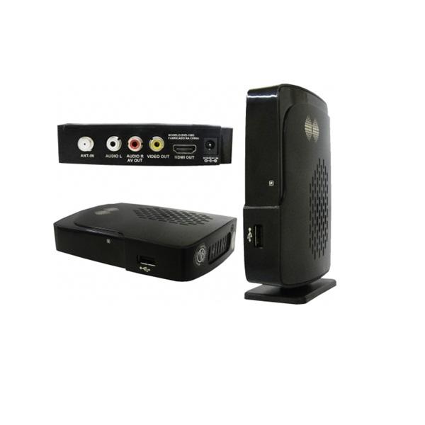 Conversor Digital C / Gravador Full HD- DVB-1008  - LD Cabos Soluções Áudio e Vídeo