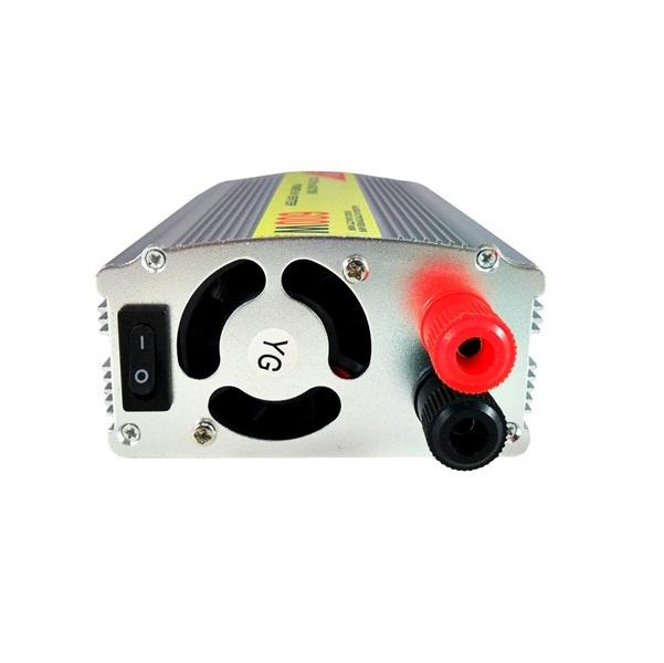 Inversor De Tensão Conversor 12v Para 110v 127v 600w  - LD Cabos Soluções Áudio e Vídeo