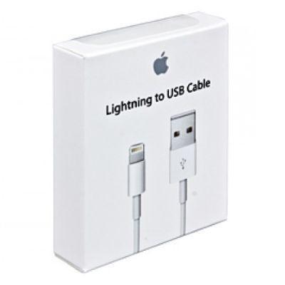 Cabo de Dados USB IPHONE 5 5s 5c 6 Original  - LD Cabos Soluções Áudio e Vídeo