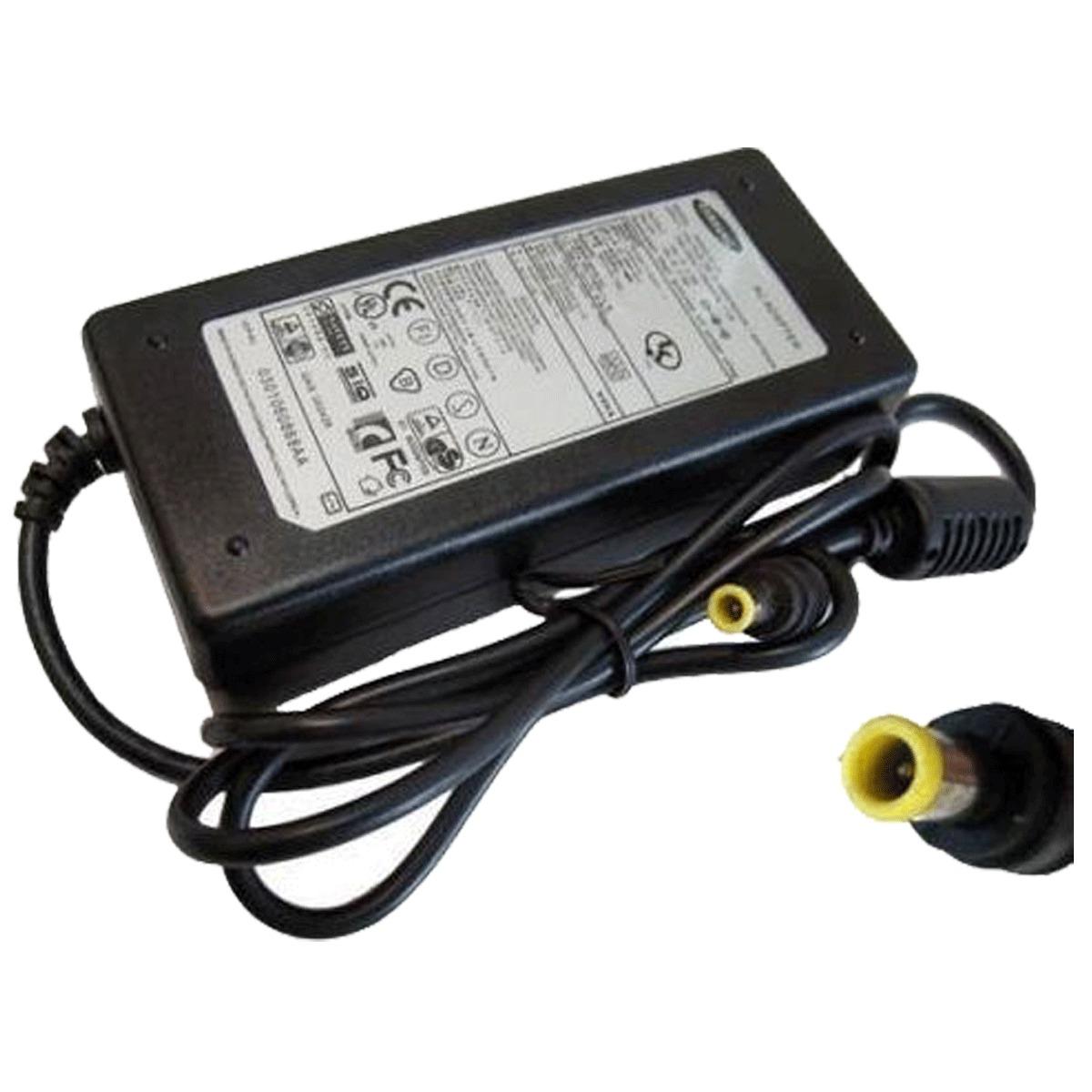 Fonte Carregador para Notebook Samsung 19.0v 4.74a  - LD Cabos Soluções Áudio e Vídeo