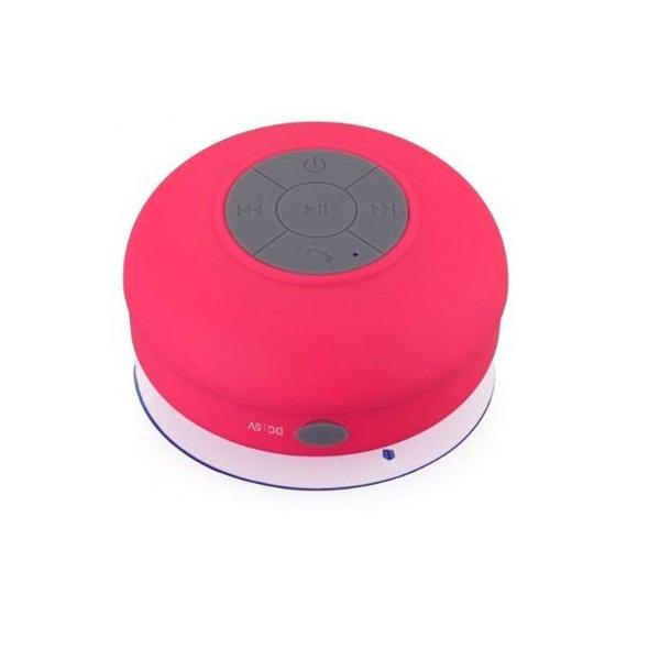 Caixa de Som Bluetooth Resistente a Água 3W RMS, Compatível com IOS e Android  - LD Cabos Soluções Áudio e Vídeo