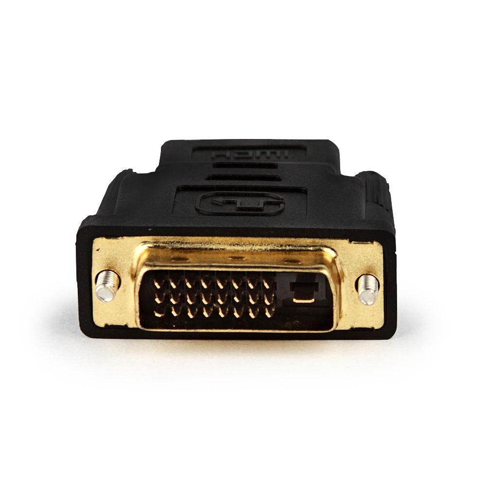 Adaptador DVI Digital Macho Para HDMI Fêmea  - LD Cabos Soluções Áudio e Vídeo