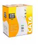 Caixa Cabo De Rede Cat.6 Shoro Plus Azul Furukawa 305 - Metros